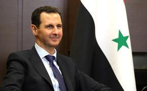 Президент Сирии Башар Асад и его супруга заболели коронавирусом