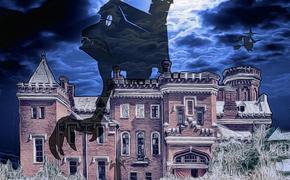 Самые страшные дома России и при чем тут избушка на курьих ножках