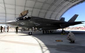 В США поговаривают о возможном отказе от производства истребителя пятого поколения F-35