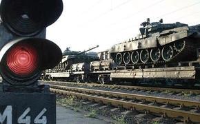 Минобороны РФ стягивает войска к границе с Украиной?