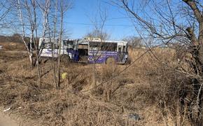 В Хабаровске завели уголовное дело по факту ДТП с автобусом