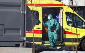 В России за сутки скончались 343 пациента с COVID-19