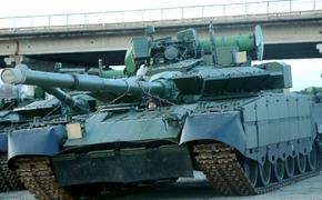 64-я мотострелковая бригада получила модернизированные танки Т-80БВМ
