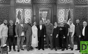 Представители ДНР посетили Сирию с рабочим визитом