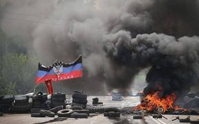Задача Киева втянуть Россию в войну, но не воевать