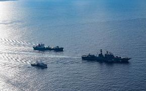 Сайт Sohu: Япония «пришла в ярость» из-за заявления России после учений ее военного флота