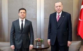 Эрдоган оценил итоги переговоров с Зеленским