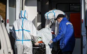 В России за сутки выявлено менее 9 тысяч новых случаев заболевания коронавирусом