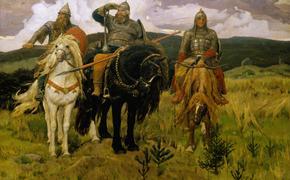 Эксперты назвали «Трех  богатырей» украинцами