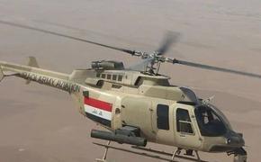 В Ираке с воздуха уничтожили 5 бойцов «чёрного халифата»