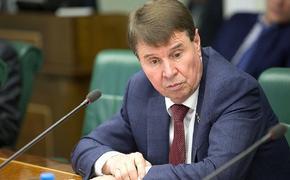 Сенатор  Цеков ответил на предупреждение Блинкена о «последствиях» для России