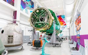 Мишустин посетил МАИ. Премьеру показали новую учебную орбитальную пилотируемую станцию «Алмаз»