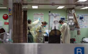 В США за сутки зарегистрировали более 46 тысяч случаев заражения COVID-19