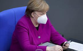 Меркель заявила, что третья волна пандемии COVID-19 в Германии стала «самой жесткой»