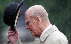 Принц Уильям показал снимок дедушки и старшего сына, сделанный герцогиней Кейт