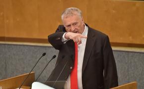Жириновский назвал выгоду для Зеленского вторжения России на Украину