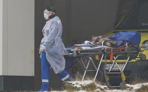 В России выявили 8320 новых случаев заражения коронавирусом