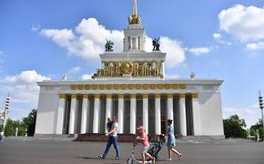 В Москве во вторник зафиксировали рекорд тепла