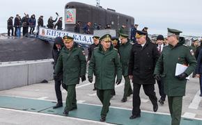 Шойгу заявил о военной опасности у западных границ России и боеготовности ВС РФ