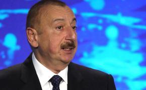 Алиев заявил о возможности заключения мирного соглашения с Арменией