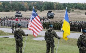 Украина обратилась за помощью в НАТО