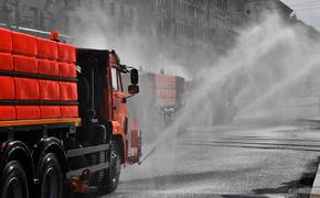 Работы по приведению улиц в порядок проходят во всех районах