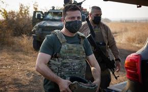 Андрей Пургин: Зеленский может отдать приказ о наступлении на ДНР и ЛНР под давлением украинских радикалов и Британии