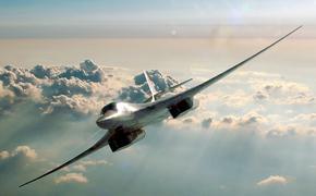 Сайт Sohu: российский бомбардировщик Ту-160 превратил американские F-35 в посмешище над Норвежским морем