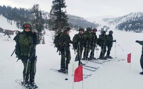 В Саянах стартовал зимний международный конкурс по ски-альпинизму в рамках АрМИ-2021