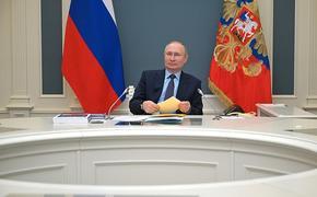 Врачи сообщили Путину, что у него появился хороший иммунный ответ после первой прививки вакцины от коронавируса