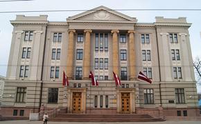 Латвия разделяет озабоченность США по поводу «безответственного» поведения РФ