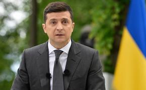 Зеленский заявил о готовности обсудить ситуацию в Донбассе в формате «нормандской четверки»