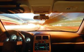 Опубликовано видео из машины, в которой насмерть разбились пятеро подростков в Новочеркасске