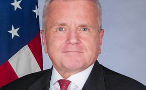 Axios: Посол США в РФ Джон Салливан отказался покидать Россию