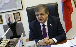 Сенатор Джабаров пообещал ДНР и ЛНР помощь России в случае попытки Украины уничтожить республики
