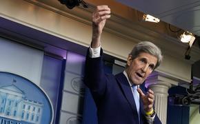 США считают прогрессивными идеи Владимира Путина, изложенные им на климатическом саммите