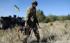 ВСУ пошли в ползучее наступление в районе селения Золотое, ЛНР?