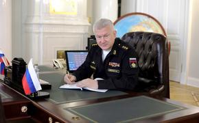 Главком ВМФ России подвел итоги межвидового КШУ на Северном флоте