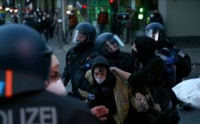 Прошедший «первомай» в Германии едва не дошёл  по уровню агрессии до уровня Москвы 1993 года