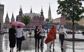 Синоптик Шувалов заявил, что первая декада июня в России будет относительно холодной