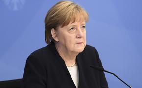 Меркель заявила об изменении сил в мире из-за «частично агрессивного поведения России»