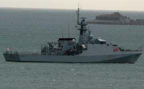 Франко-британский конфликт разгорается у острова Джерси обе стороны направили туда военные корабли