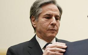 Блинкен: некоторые действия США подрывали мировой «порядок, основанный на правилах»
