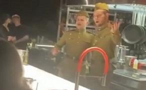 Ресторан в Москве «закатил» вечеринку ко дню Победы. Собчак опубликовала видео: «совсем у народа крыша едет»
