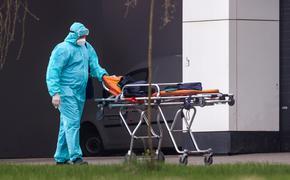 В России за сутки скончались 370 пациентов с коронавирусом
