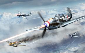 О «Нормандии-Неман», бесстрашном французском авиаполке, воевавшем в СССР
