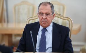 Лавров заявил, что Москва позитивно относится к идее встречи Путина и Байдена