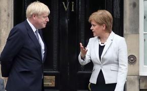 Великобритания может остаться без Шотландии