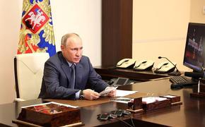 Академик и писатель Сергей Комков раскрыл, почему выдвинул Владимира Путина на Нобелевскую премию
