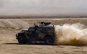 Российские военные блокировали и развернули колонну армии США на северо-востоке Сирии